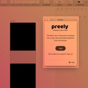 sketch plugin Preely